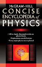 McGraw-Hill concise encyclopedia of physics.