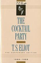 The cocktail party, a comedy.