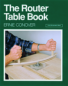 The router table book