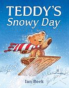 Teddy's snowy day