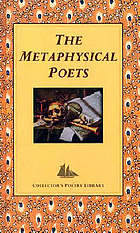 The metaphysical poets.