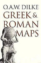 Greek and Roman Maps cover image