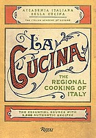 La cucina : the regional cooking of Italy