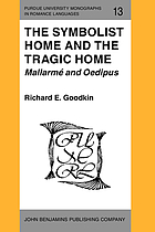 The symbolist home and the tragic home : Mallarmé and Oedipus