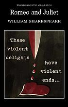 An excellent conceited tragedie of Romeo and Juliet
