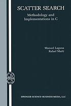 Scatter Search : Methodology and Implementations in C