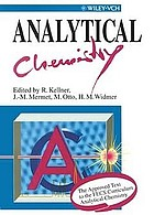 Analytical chemistry : the approved text to the FECS curriculum analytical chemistry