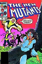 New Mutants classic. Vol. 2