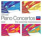 Ultimate piano concertos : [the essential masterpieces].