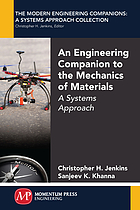 An engineering companion to the mechanics of materials : a systems approach