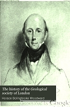The history of the Geological society of London,
