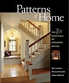 Patterns of home : the ten essentials of enduring design
