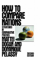 How to compare nations : strategies in comparative politics
