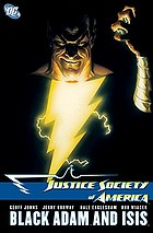 Justice Society of America : Black Adam and Isis