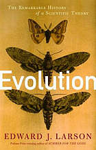 Evolution : the history of a scientific theory