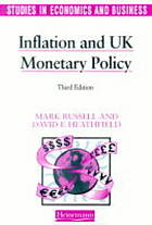 Inflation & UK economic policy