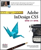Adobe InDesign CS5 one-on-one