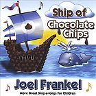 Ship of chocolate chips
