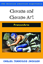 Chicana and Chicano art : ProtestArte
