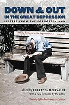 Down & out in the Great Depression : letters from the