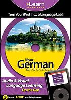 iSync German : learn in Your Car for the iGeneration.