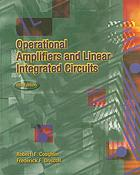 Operational amplifiers and linear integrated circuits