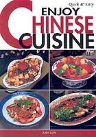 Enjoy Chinese cuisine