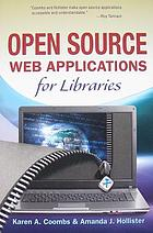 Open source Web applications for libraries