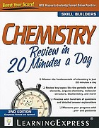Chemistry review in 20 minutes a day.