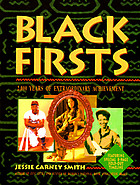 Black firsts : 2,000 years of extraordinary achievement