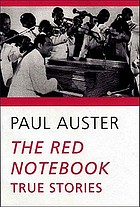 The red notebook : true stories