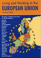 Living and working in the European Union