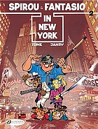Spirou in New York