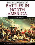 Encyclopedia of battles in North America, 1517 to 1916