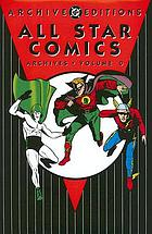 All star comics archives. Volume 0