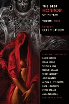 The best horror of the year. Volume four