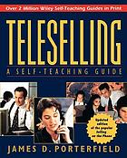 Teleselling : a self-teaching guide