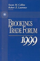 Brookings trade forum 1999