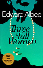 Three tall women : a play in two acts