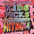 Kids Picks hit mix 4 : sing along with 15 chart topping hits!