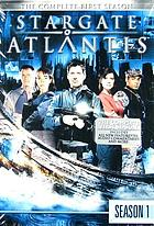 Stargate Atlantis. The complete first season