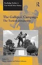 Gallipoli Campaign.