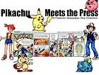 Pikachu meets the press : a Pokemon newspaper strip collection