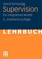 Supervision : ein integratives Modell