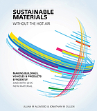 Sustainable materials : without the hot air