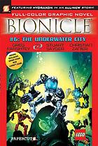 Bionicle. 6, The underwater city
