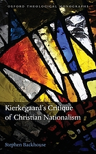 Kierkegaard's critique of Christian nationalism