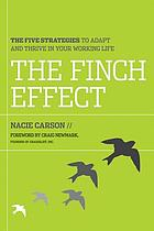 The finch effect : the five strategies to adapt and thrive in your working life