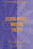 Securing America's industrial strength