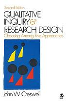 Qualitative Inquiry and Research Design cover image